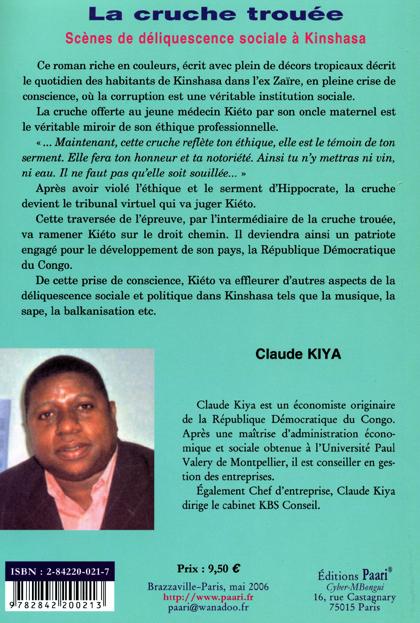 scènes de délinquance sociale à Kinshasa