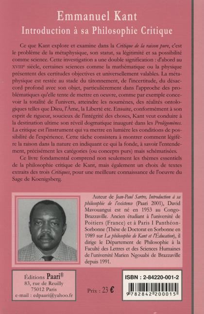 Emmanuel KANT c4