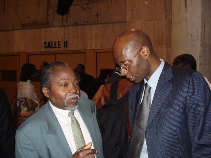 Mfouilou et kongo Mbemba